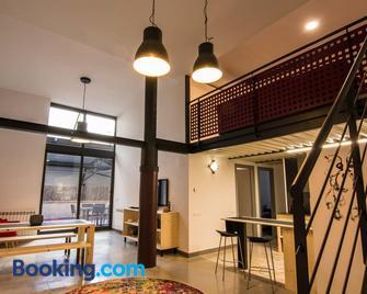 Cal Dansa - Berga - Living room