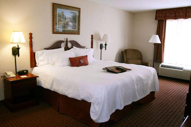 Hampton Inn Biloxi, MS - Biloxi - Bedroom