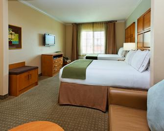 Holiday Inn Express Hotel & Suites Santa Clara - Silicon Valley - Санта-Клара - Bedroom