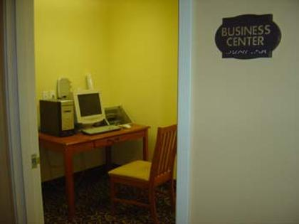Palace Inn Suites Lincoln City - Lincoln City - Business centre