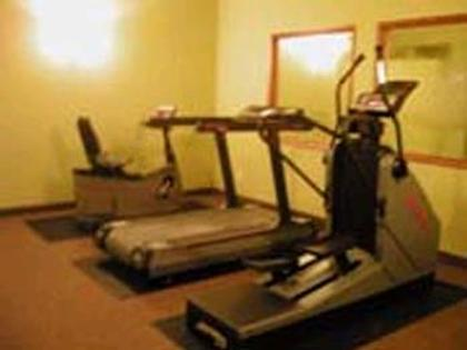 Palace Inn Suites Lincoln City - Lincoln City - Gym