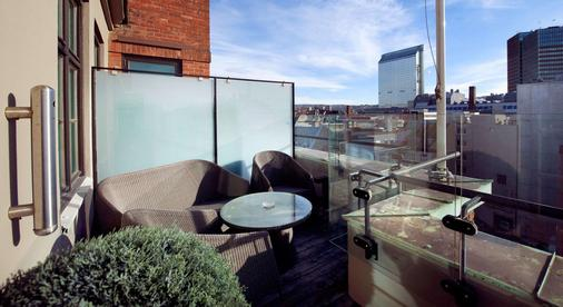 Clarion Collection Hotel Folketeateret - Oslo - Balcony