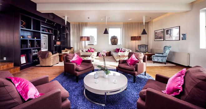 Clarion Collection Hotel Folketeateret - Όσλο - Σαλόνι