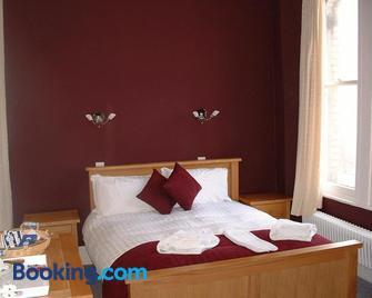 Bath House Hotel - Илфракум - Спальня