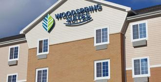 Woodspring Suites Jacksonville I-95 North - Jacksonville - Building