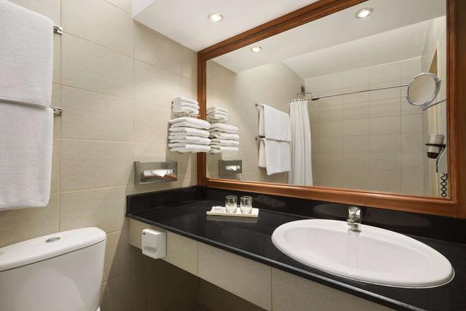 巴林華美達酒店 - 麥納麥 - 麥納麥 - 浴室