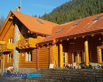 Pensiunea Izbucul Tauz - Gheţari - Building
