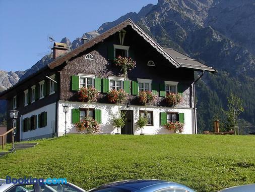 Hotel Leitner - Mittelberg - Building
