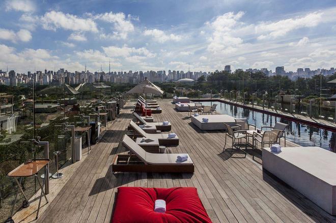 Hotel Unique - Sao Paulo - Toà nhà