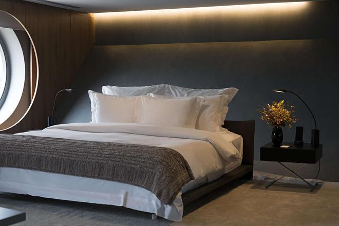 Hotel Unique - Sao Paulo - Phòng ngủ