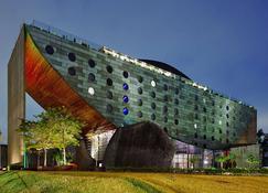 Hotel Unique - Sao Paulo - Building