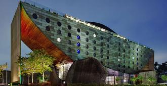 Hotel Unique - Σάο Πάολο - Κτίριο
