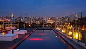 Hotel Unique - Sao Paulo - Pool