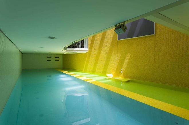 Hotel Unique - Sao Paulo - Bể bơi