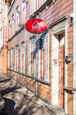 Hotel Augustine - Riga - Outdoor view