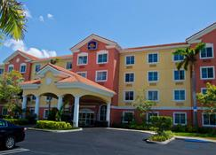 Best Western Plus Miami-Doral/Dolphin Mall - Doral - Κτίριο