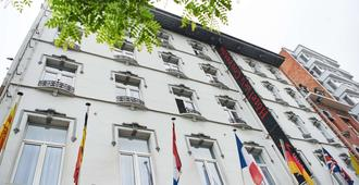 Hotel de la Couronne - ליג'