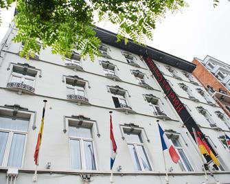 Hotel De La Couronne - Lüttich - Gebäude