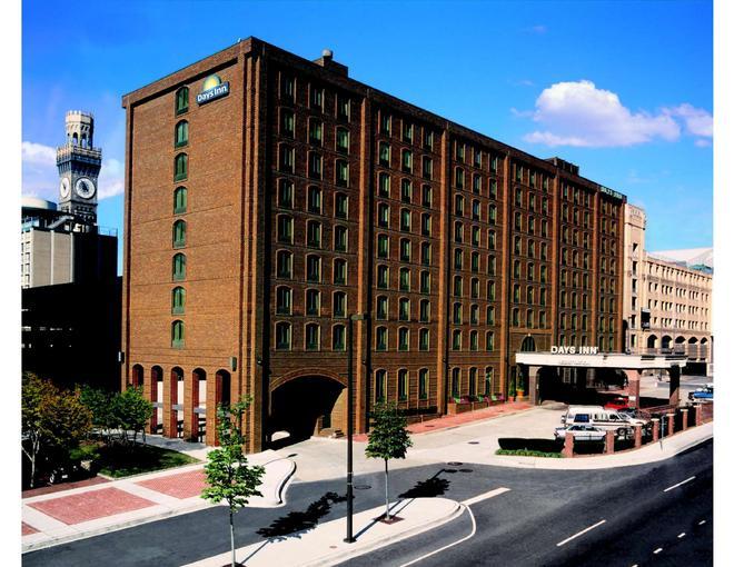 Days Inn by Wyndham Baltimore Inner Harbor - Baltimora - Edificio