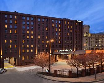 Days Inn by Wyndham Baltimore Inner Harbor - Baltimore - Bygning