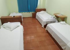 Hotel Chalé Ji-Parana - Ji-Paraná - Schlafzimmer