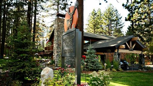 Deerfield Lodge At Heavenly - South Lake Tahoe - Cảnh ngoài trời