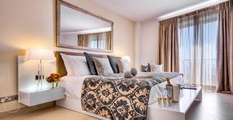 더 팰리스 AX 호텔 - 슬리마 - 침실