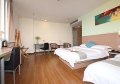Yian Business Hotel - Quảng Châu - Phòng ngủ