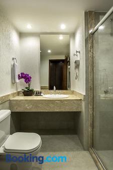 Sia Park Executive Hotel - Brasilia - Bathroom