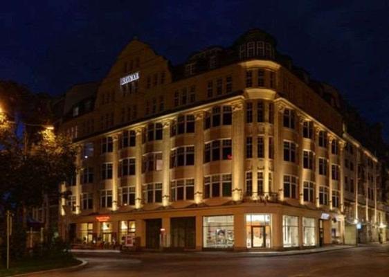 國際皇家酒店 - 萊比錫 - 萊比錫 - 建築
