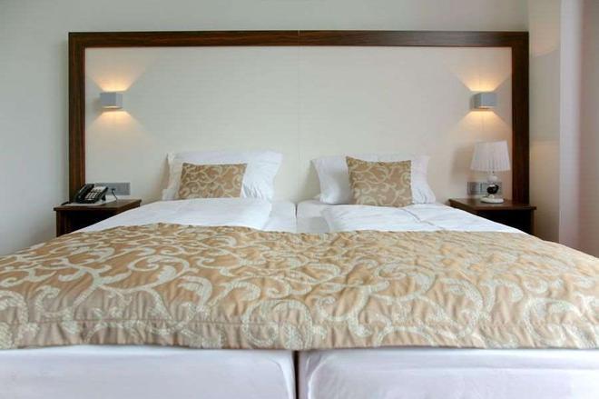 國際皇家酒店 - 萊比錫 - 萊比錫 - 臥室