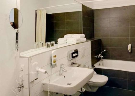 國際皇家酒店 - 萊比錫 - 萊比錫 - 浴室