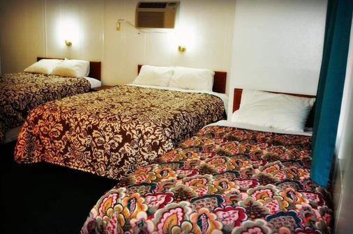 Town House Motel - Rapid City - Bedroom