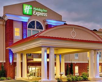 Holiday Inn Express Mccomb - McComb - Building