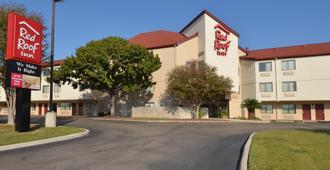 Red Roof Inn San Antonio Airport - San Antonio - Bangunan