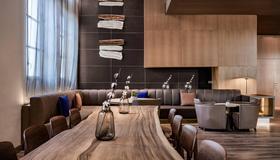 Ac Hotel Torino By Marriott - Turim - Restaurante
