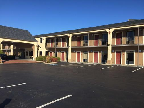SureStay Plus Hotel by Best Western Jackson - Jackson - Building