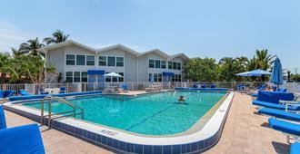 Dolphin Inn Resort - Fort Myers Beach - Piscina