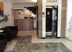 โรงแรมวิกตอเรีย - ฟลอเรนซ์ - อาคาร