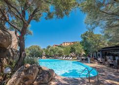 Hotel Rocce Sarde - San Pantaleo - Πισίνα