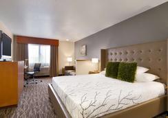 Best Western Plus Peppertree Airport Inn - Spokane - Schlafzimmer
