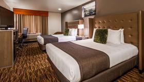 Best Western Plus Peppertree Airport Inn - Spokane - Soveværelse