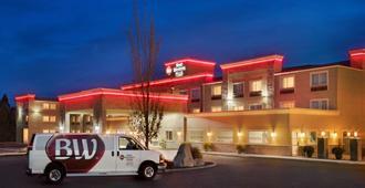 Best Western Plus Peppertree Airport Inn - Spokane - Toà nhà