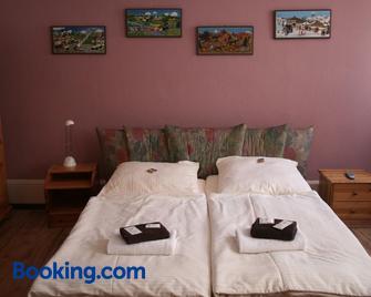 Landgasthof Hotel Rebe Alzey - Alzey - Slaapkamer