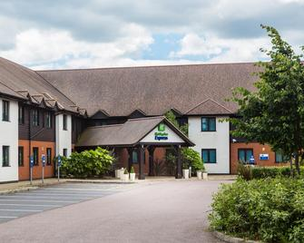 Holiday Inn Express Colchester - Colchester - Byggnad