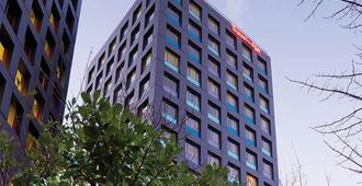 Travelodge Hotel Wellington - Wellington - Gebäude
