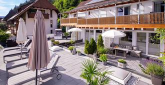 Wellness Pension am Rain - Freiburg im Breisgau - Patio