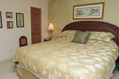 Colony Cove Beach Resort - Christiansted - Bedroom