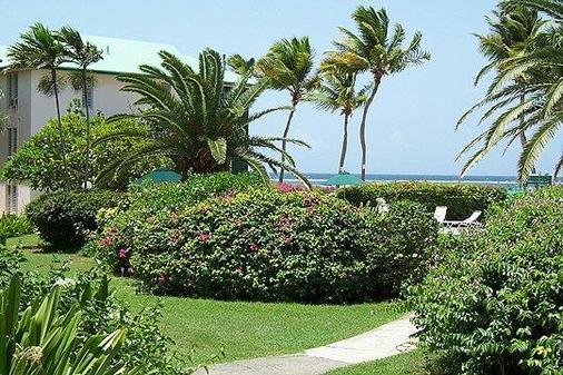 Colony Cove Beach Resort - Christiansted - Outdoors view