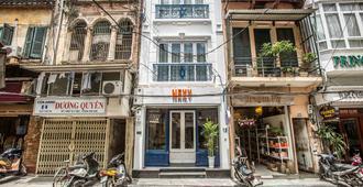 Nexy Hostel - Hanoi - Building